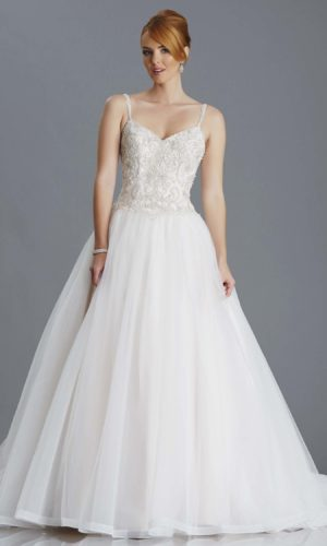 Dallas bridal gown by Tiffany's Jessica Grace collection