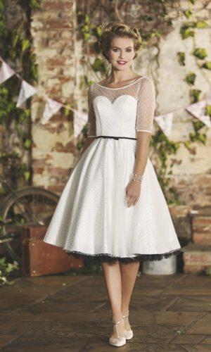Brooklyn bridal gown by Brighton Belle