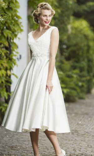 Whitney bridal gown by Brighton Belle