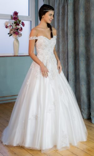BL04 bridal gown by Victoria Kay