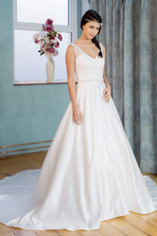 BL10 stunning bridal gown by Victoria Kay