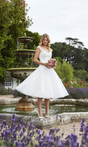 Gemma Bridal gown by Romantica